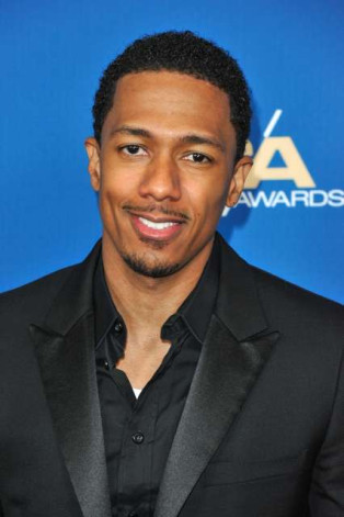American Actor/Comedian names son Golden Cannon - Nick Cannon
